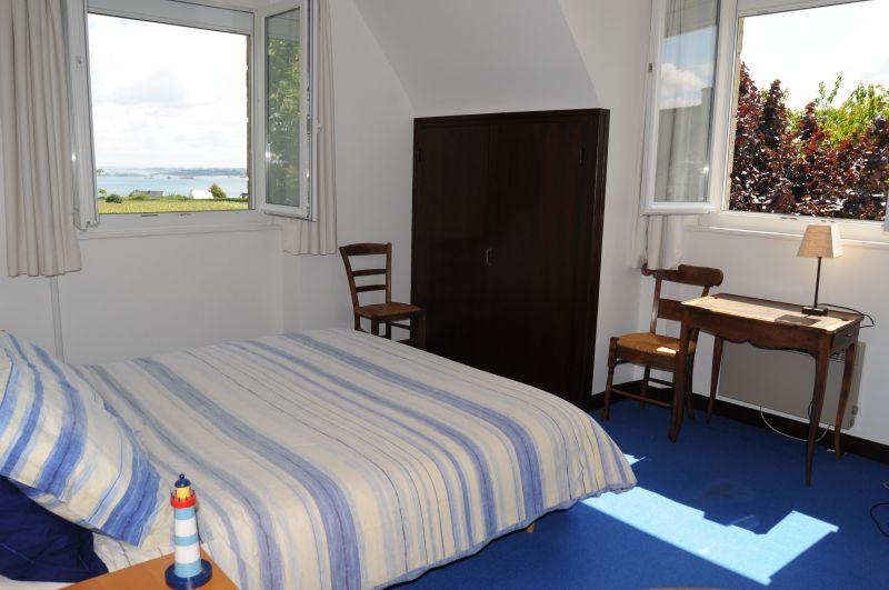 Schlafzimmer 1 Mietobjekt Haus 113632 Saint Cast Le Guildo