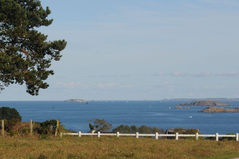 Ausblick aus der Ferienunterkunft Mietobjekt Haus 113632 Saint Cast Le Guildo