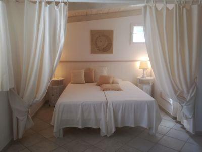 Schlafzimmer 1 Mietobjekt Villa 114399 Ostuni