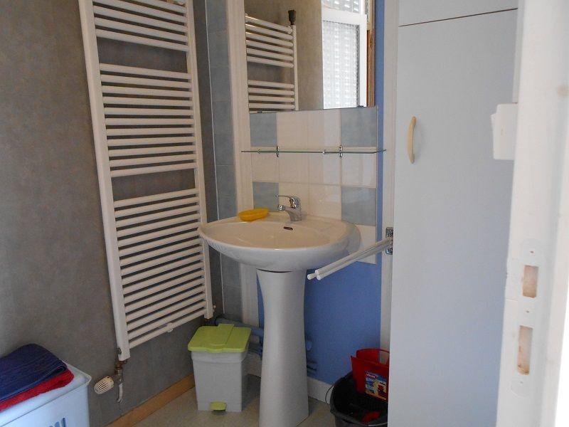 Badezimmer Mietobjekt Appartement 115202 La Bourboule