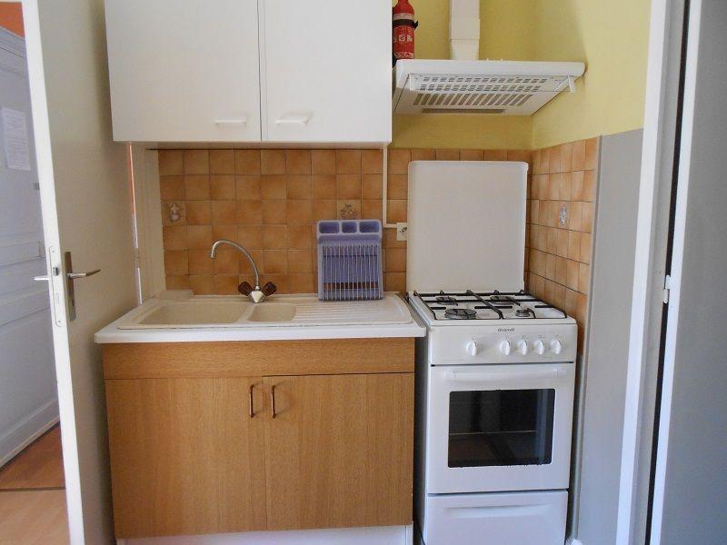 Kochnische Mietobjekt Appartement 115202 La Bourboule