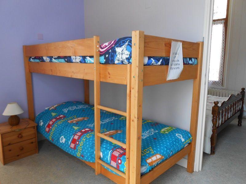 Schlafzimmer 2 Mietobjekt Appartement 115202 La Bourboule