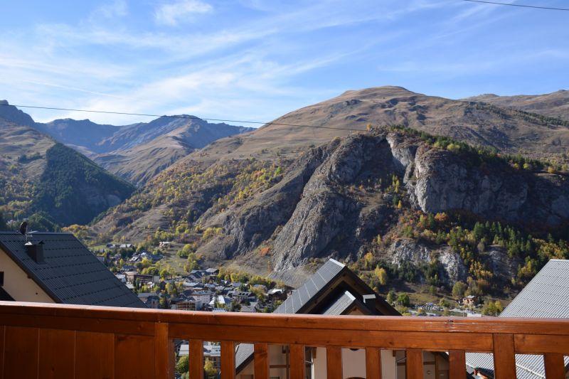 Ausblick vom Balkon Mietobjekt Appartement 117722 Valloire