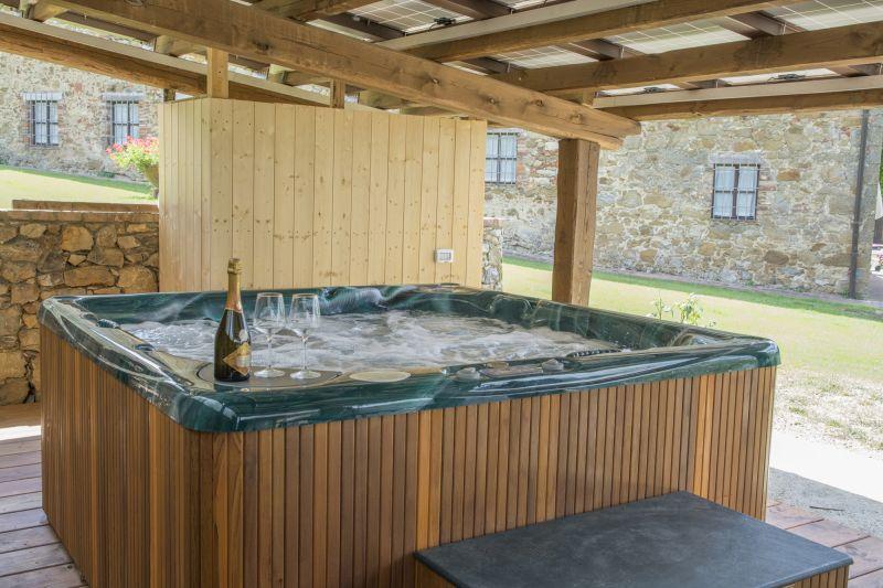 Schwimmbad Mietobjekt Ferienunterkunft auf dem Land 65957 Siena