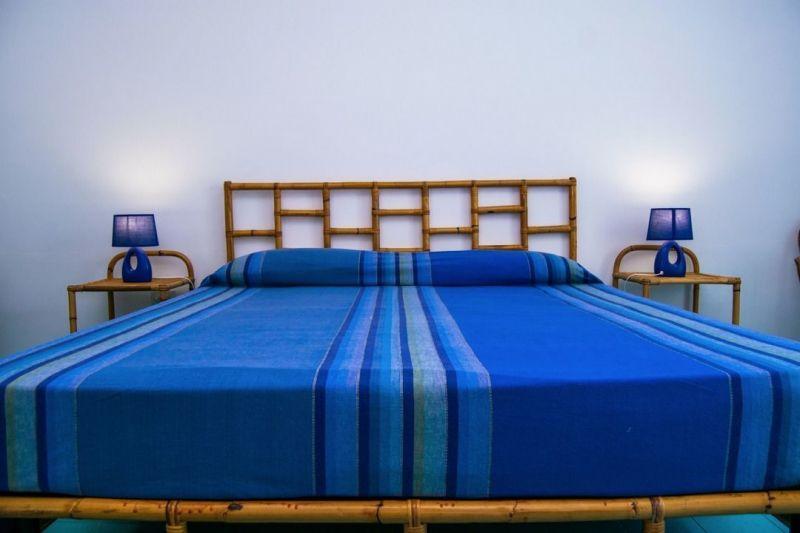 Schlafzimmer 2 Mietobjekt Appartement 77666 Marina di Mancaversa