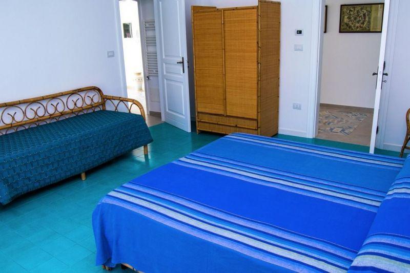 Schlafzimmer 3 Mietobjekt Appartement 77666 Marina di Mancaversa