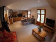 Ferienwohnung in einer Villa in La Clusaz für 2 bis 6 Personen