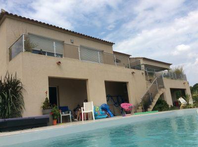 Schwimmbad Mietobjekt Appartement 80878 Ajaccio