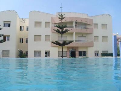 Schwimmbad Mietobjekt Appartement 84232 Mohammedia