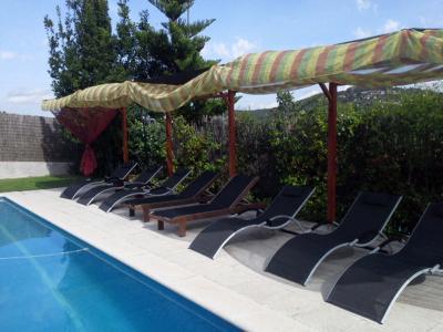 Schwimmbad Mietobjekt Villa 85228 Barcelona