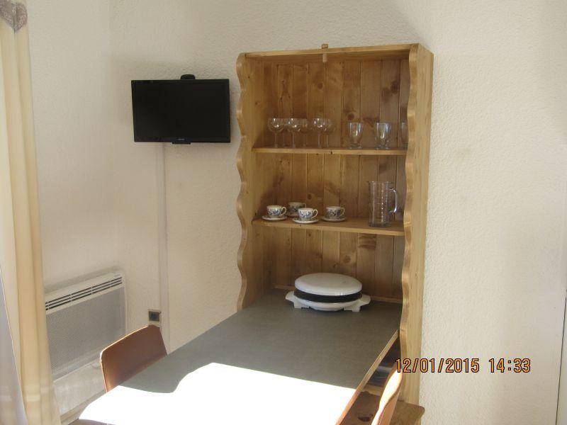 Wohnzimmer Mietobjekt Studio 93111 Alpe d'Huez