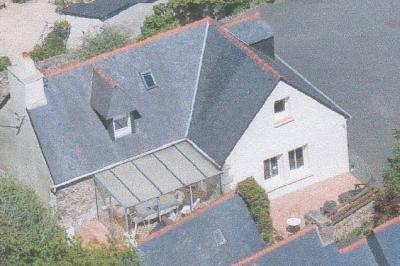 Ansicht des Objektes Mietobjekt Ferienunterkunft auf dem Land 97102