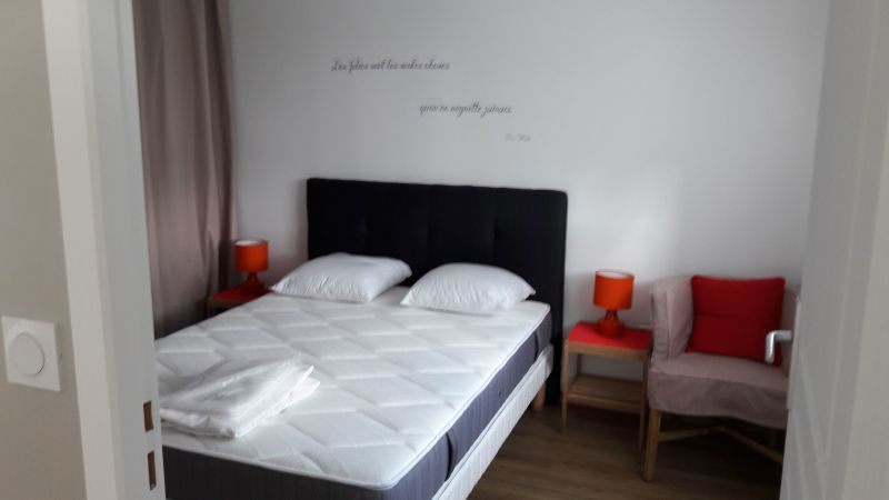 Schlafzimmer Mietobjekt Appartement 106678 Les Rousses