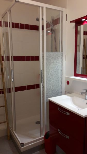 Badezimmer Mietobjekt Appartement 106678 Les Rousses