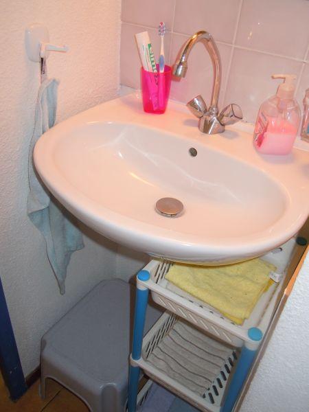 Badezimmer Mietobjekt Appartement 107688 Quiberon