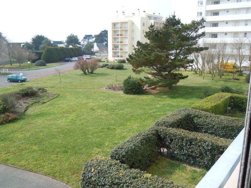 Ausblick vom Balkon Mietobjekt Appartement 107688 Quiberon