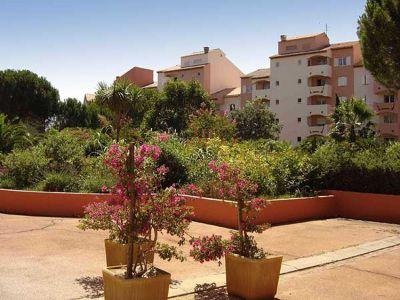 Garten Mietobjekt Studio 109105 Hyères