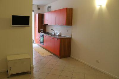 Eingang Mietobjekt Appartement 109107 Cattolica