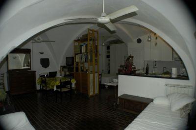 Eingang Mietobjekt Studio 110610 Bonassola