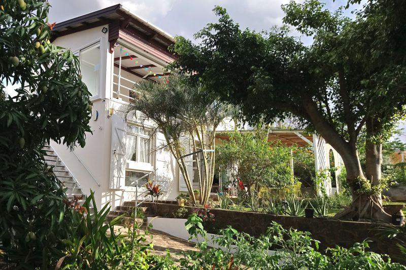 Garten Mietobjekt Villa 112242 Flic-en-Flac
