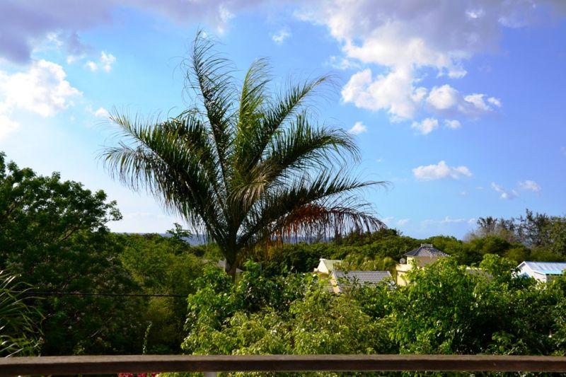 Ausblick von der Terrasse Mietobjekt Villa 112242 Flic-en-Flac