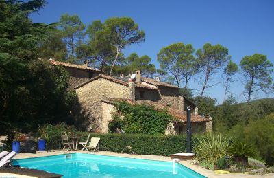 Mietobjekt Ferienunterkunft auf dem Land 113716 Le Thoronet