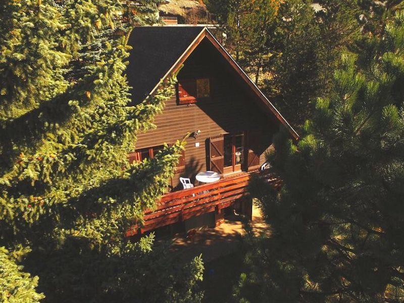 Ausblick aus der Ferienunterkunft Mietobjekt Chalet 117765 Serre Chevalier