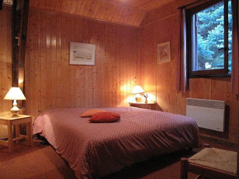 Schlafzimmer 1 Mietobjekt Chalet 117765 Serre Chevalier