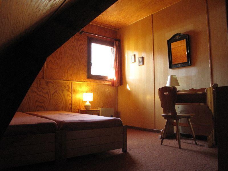 Schlafzimmer 2 Mietobjekt Chalet 117765 Serre Chevalier