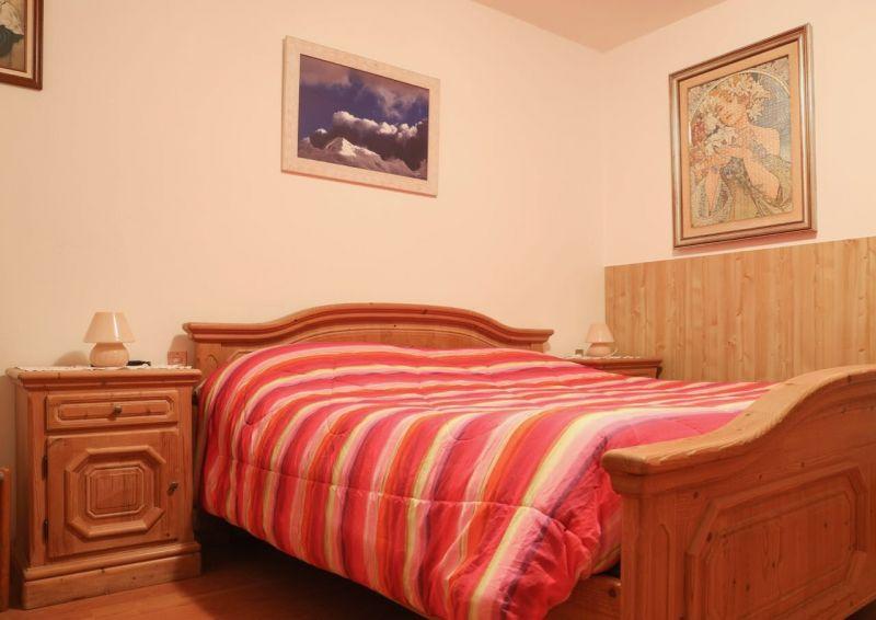 Schlafzimmer Mietobjekt Appartement 66408 Predazzo