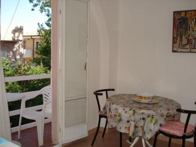 Eingang Mietobjekt Appartement 67733 Santa Teresa di Gallura