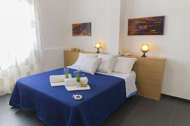Schlafzimmer 1 Mietobjekt Appartement 69280 Scicli