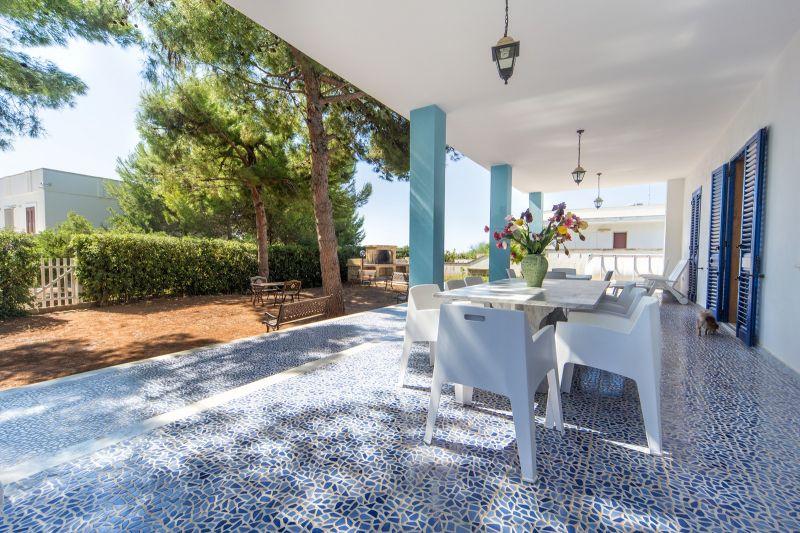 Garten Mietobjekt Villa 71459 Gallipoli