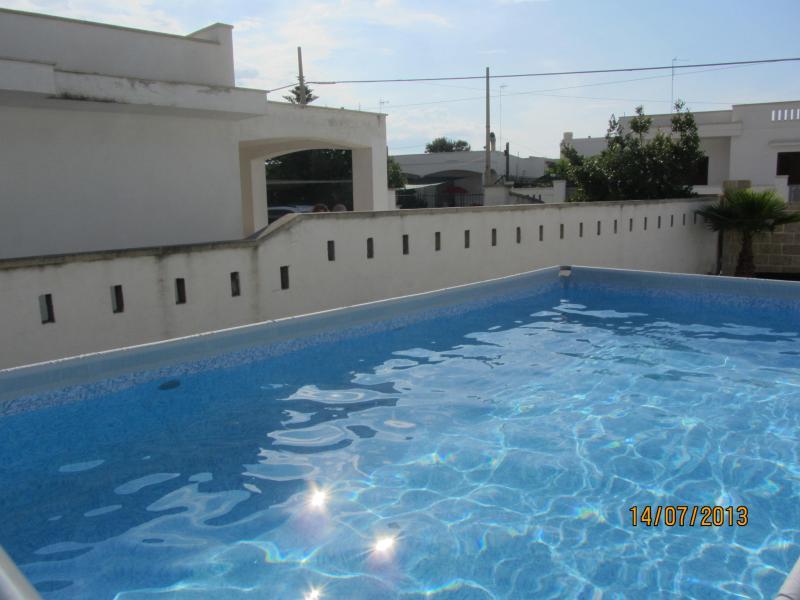 Schwimmbad Mietobjekt Villa 71459 Gallipoli