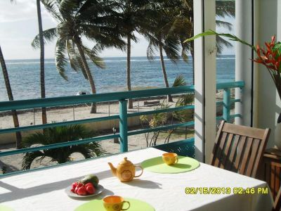 Mietobjekt Appartement 73786 Sainte Anne (Guadeloupe)