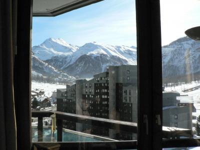 Ausblick aus der Ferienunterkunft Mietobjekt Appartement 74543 Val d'Isère