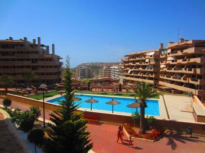 Schwimmbad Mietobjekt Appartement 75868 Alicante