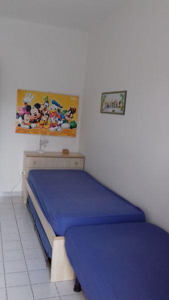 Schlafzimmer 2 Mietobjekt Appartement 77103 Metapont