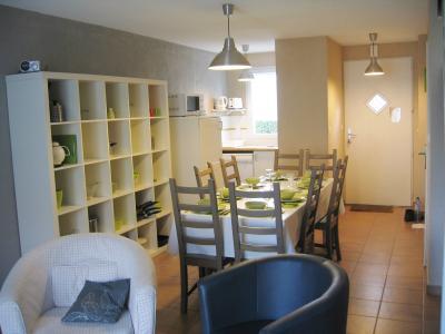 Esszimmer Mietobjekt Haus 80399 Le Touquet