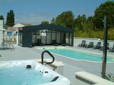 Schwimmbad Mietobjekt Villa 80650 Fouras
