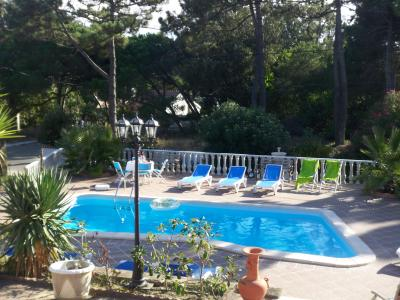 Schwimmbad Mietobjekt Appartement 80748 Sintra