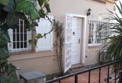 Eingang Mietobjekt Haus 81562 L'Escala