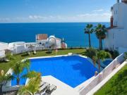 Ferienwohnung einer Wohnanlage in Torrox f�r 4 bis 6 Personen