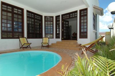 Schwimmbad Mietobjekt Villa 98847 Trou-aux-biches