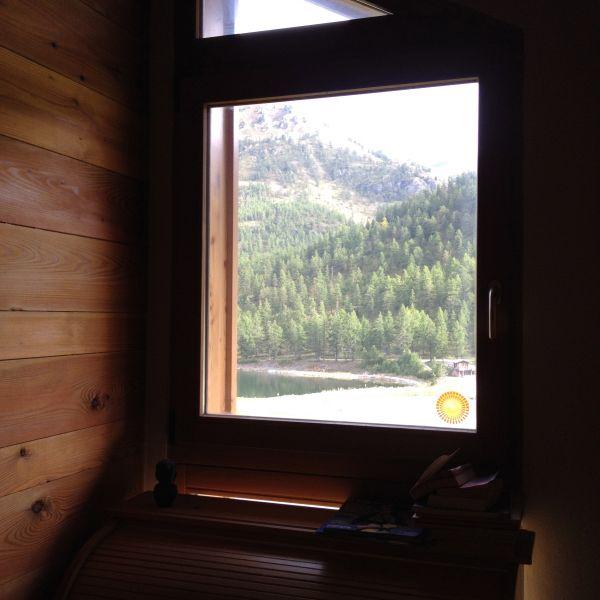 Ausblick aus der Ferienunterkunft Mietobjekt Appartement 100869 Montgenevre