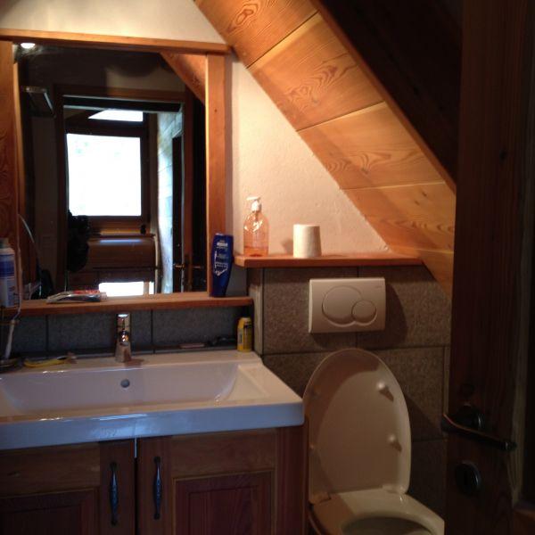 Badezimmer Mietobjekt Appartement 100869 Montgenevre