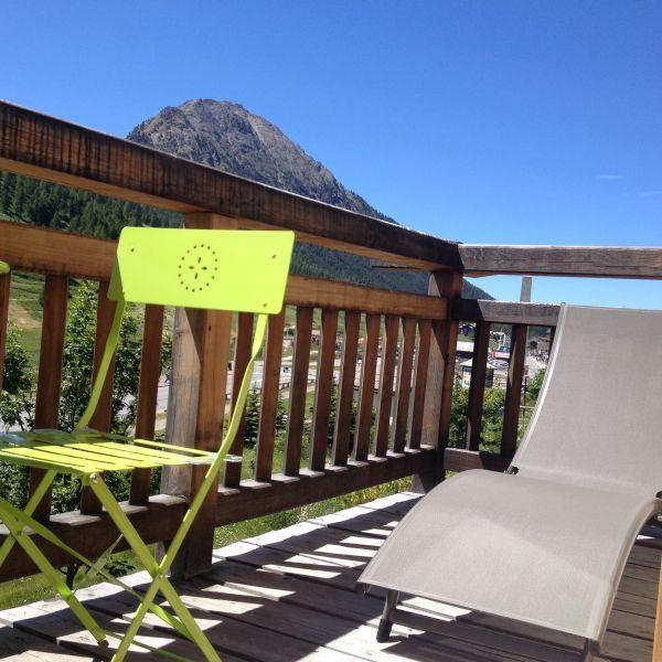 Balkon Mietobjekt Appartement 100869 Montgenevre