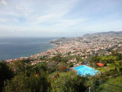 Ausblick aus der Ferienunterkunft Mietobjekt Appartement 100929 Funchal