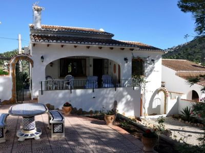 Mietobjekt Villa 103370 Moraira