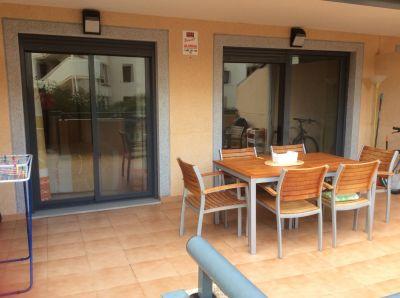 Terrasse Mietobjekt Appartement 108227 Dénia
